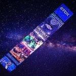 reklama w kosmosie, źródło: pexels