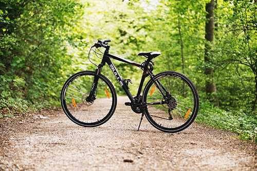 Rower, źródło: pexels
