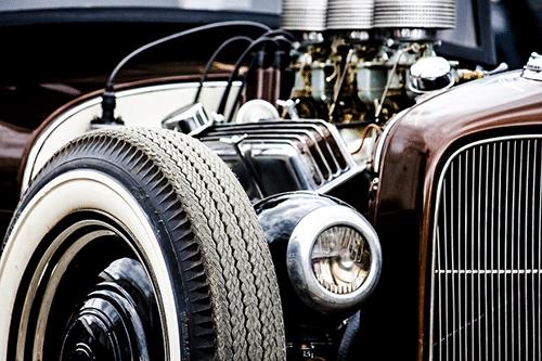 Starodawne auto, źródło: pixabay.com