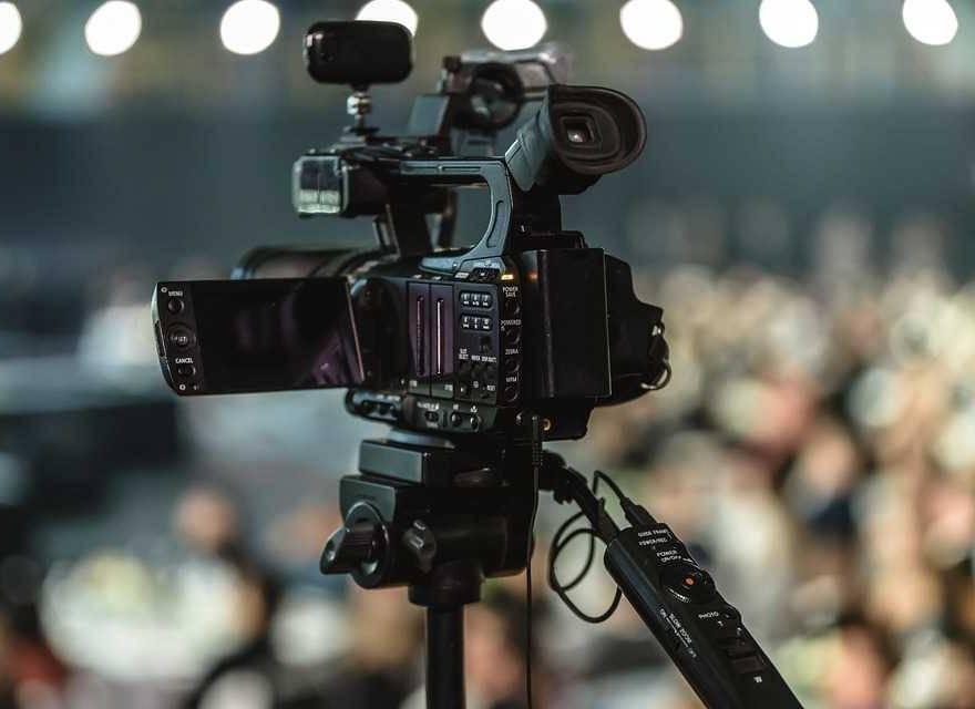 Kamera, transmisja