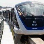 Kolejka Monorail Bombardier, źródło: pixabay.com