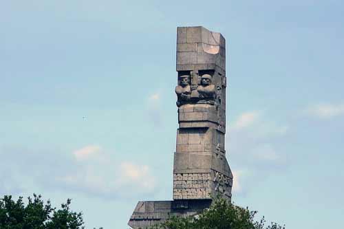 Westerplatte, 1 września 1939 r., godz. 4:45, początek II Wojny Światowej!
