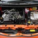 Silnik samochodu hybrydowego