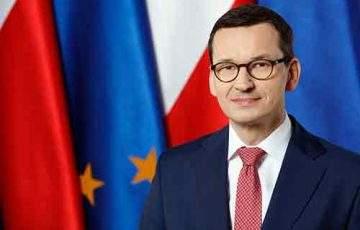 Premier Mateusz Morawiecki / zdjęcie: Kancelaria Prezesa Rady Ministrów: dla mediów.