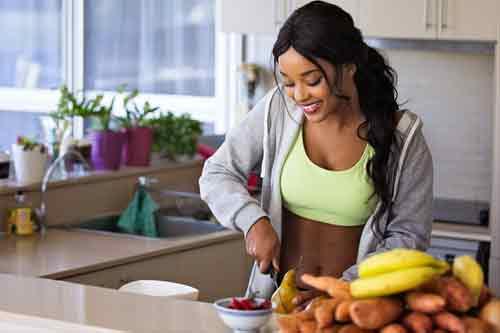Piramida żywnościowa to samo zdrowie