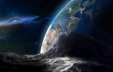 Asteroida zbliżająca się ku Ziemii
